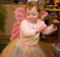 Fairy for a day by kango