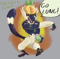 Passimian Speed Sketch