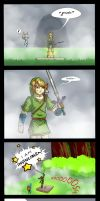 Twilight Princess: Something is missing by Zelbunnii