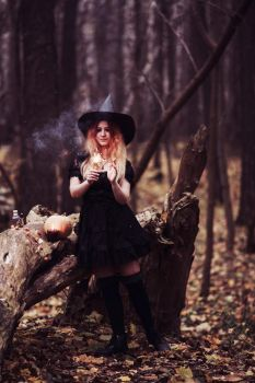 witchy witchy by Snowfall-lullaby