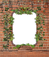 Brick Entrance png by mysticmorning