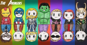 The Avengers by The-Shadow-artist