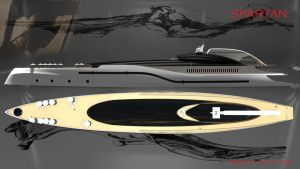Super yacht Project Spartan2 by KingEagle