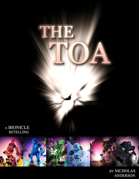The Toa Cover by NickinAmerica