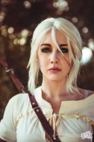 Contemplation - Ciri cosplay by Soylent-cosplay