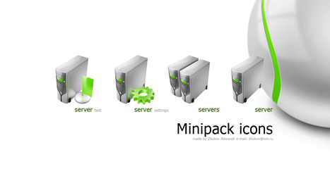 Servers pack by TIT0