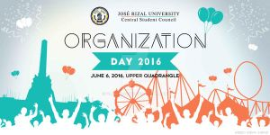 Tarpaulin: Organization Day by Clarkology