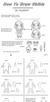 .:How To Draw Chibis:. by Tami6677
