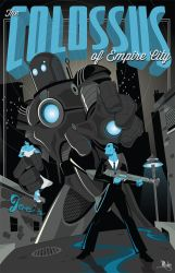 The Colossus of Empire City by MikeMahle