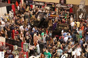 FanEXPO 2013 Crowd shot 03 by The-Dude-L-Bug