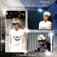 +SEHUN | Photopack #02 by AsianEditions
