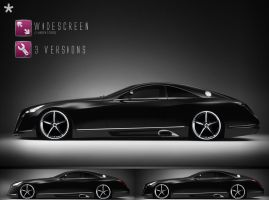 Maybach Exelero Tuning 2009 by d1niel