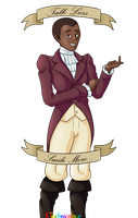 Aaron Burr, Sir by KTechnicolour