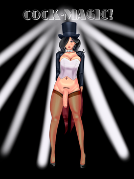 Magician's Assistant competition entry by Lingerie-Thief