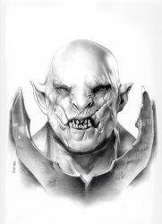 AZOG by RobertoDS