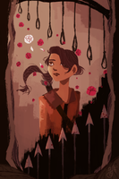 Katniss by vellumed