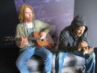 Kurt Cobain and Charlie Pace 2 by Cathy86