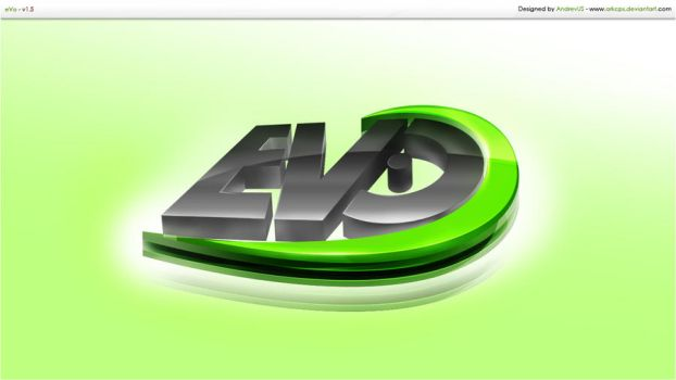 3D eVo LogoType by ArkCps