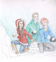 snowfight by may12324