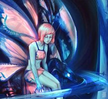 Ruko Had Wings by Taylor-payton