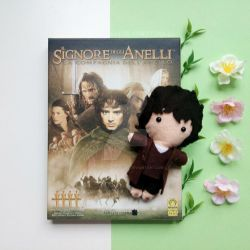Frodo Baggins, The Lord of the Rings by BakerStreetDolls