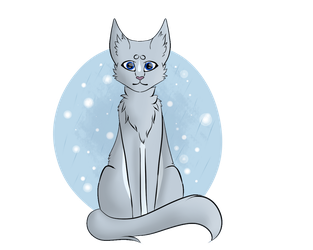 Northkit // Nordjunges Warrior Cats OC by P0is0NR4iN