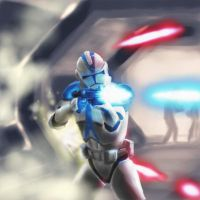 501st legion clonetrooper by CELENG