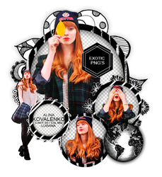 Pack Png 1349 // Alina Kovalenko. by ExoticPngs