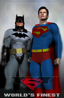 The World's Finest by NVent3d