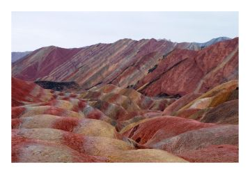 Danxia Landform by cb100