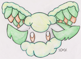 Old Pokemon, New Type 4: Cottonee
