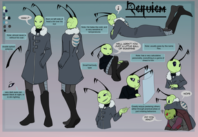 Requiem Reference Sheet by Octeapi