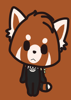 Simmons Retsuko Style Version 1 by P-Paradox