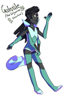 Gem Fusion - Galaxite by HeeeeresIzzy