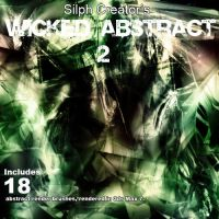Wicked Abstract II by Graphix-Networks
