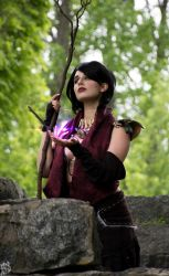 Morrigan, Ellicott City Photoshoot 2017 by MindFall