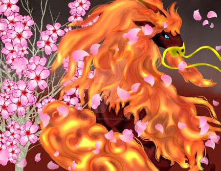 Fire Kirin by Vannie-and-Spice