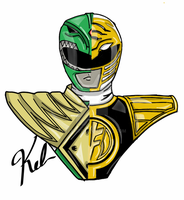 Mighty Morphin: Tommy Oliver
