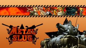 Metal Slug Wallpaper by TheMadSoldier