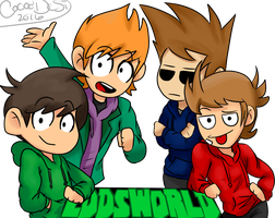 Eddsworld by CocoaDeSi