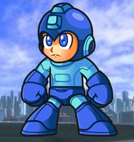 Mega Man HD Remake Pitch by mitchell00