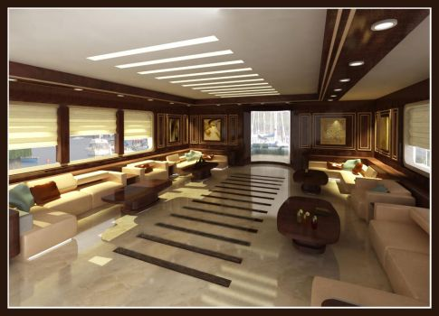 Yacht 1- living room 01 by sieliss