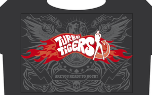 TURBOTIGERS - Tshirt design by stan-w-d