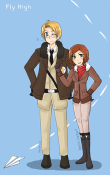 APH - Fly High by DinoTurtle