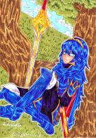 Lucina by Nekkohime