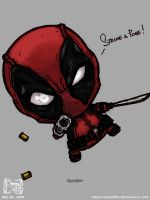 Deadpool by squall95