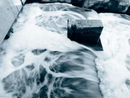 Fish Ladder @ 1/5th by KBeezie