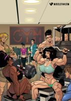 Well, That Backfired by muscle-fan-comics