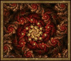 M58 The Persian Rug Galalxy by WestOz64