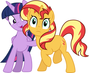 She Knows This Place Like The Back Of Her Hoof by illumnious